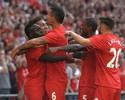 No reencontro com Suárez, Liverpool aproveita falhas e goleia o Barcelona