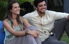 Marlon e Lili com esperanças de uma Comunidade melhor (Foto: Além do Horizonte/TV Globo)