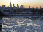 Onda de frio mata 50 no leste europeu