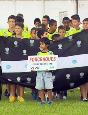 Brazil Cup 2015 conta com 84 equipes de todo o país (Foto: Reprodução EPTV)
