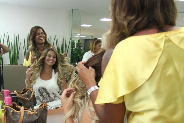 Viviane Araújo (Foto: Anderson Borde)
