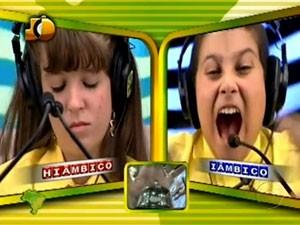 Aos 12 anos, jovem acertou como se soletra palavra difícil (Foto: Reprodução/TV Globo)