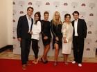 Carol Castro e mais famosos curtem festa em Cannes