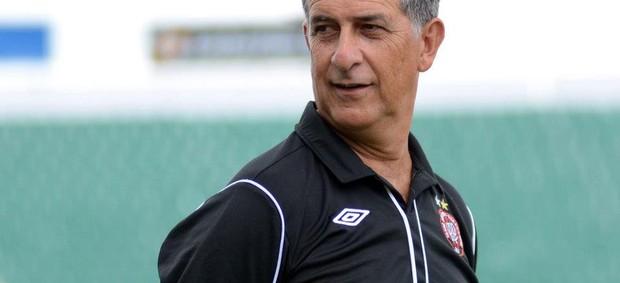 Ricardo Drubscky, técnico do Atlético-PR (Foto: Site oficial do Atlético-PR/Divulgação)