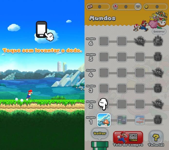 Como jogar todos os modos de Super Mario Run, novo game para iPhone