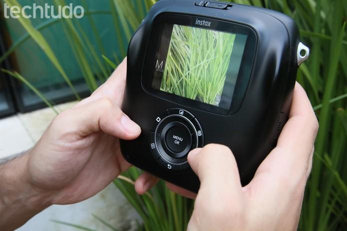 Câmera oferece boas ferramentas para aplicação de filtros e ajustes (Foto: Ana Marques/TechTudo)