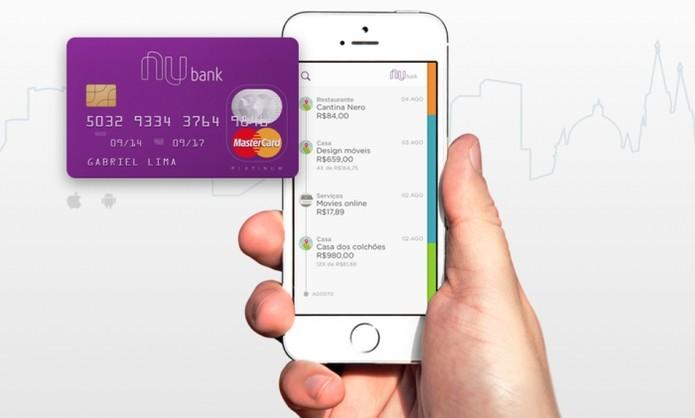 Cartão Nubank não cobra anuidade e nenhuma outra tarifa, mas será que é confiável? Veja no TechTudo (Foto: Divulgação/ Nubank)