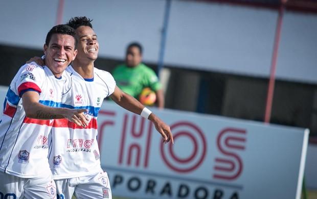 Itabaiana derrota o ABC em casa: 3 a 1 (Foto: Fillipe Araújo-FSF)