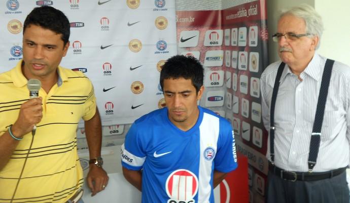 Wilson Pittoni Bahia (Foto: Thiago Pereira)