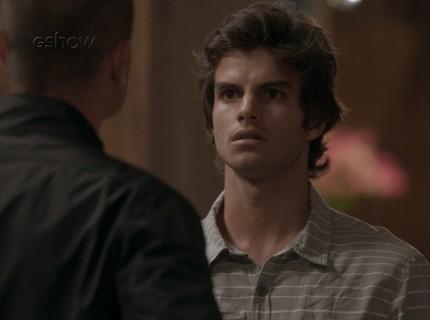 Teaser 07/01: Fabinho recebe voz de prisão