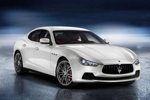 Maserati revela imagen oficiais do novo Ghibli (Foto: Divulgação)
