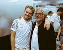 Rosberg se torna 2º filho de campeão a também levar a taça na história da F1