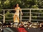Sereia promete embalar os foliões do carnaval de Salvador (TV Globo/ O Canto da Sereia)