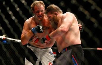 Em luta vaiada pelos fãs, Roy Nelson encerra série negativa e bate Rosholt