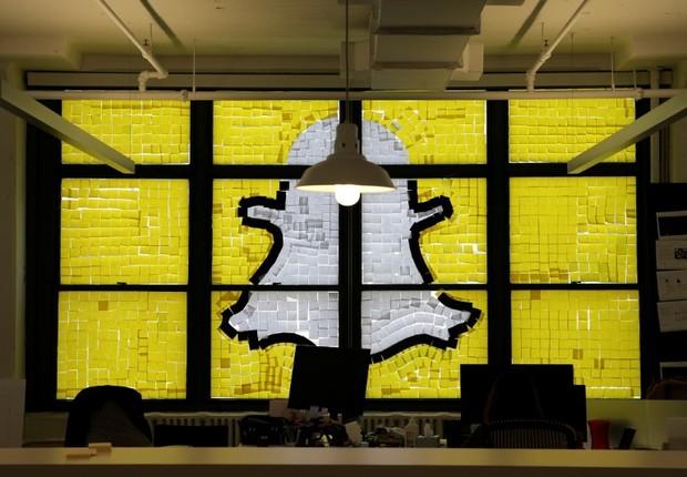 Snapchat (Foto: Mike Segar/Reuters )