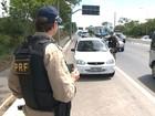 Mil motoristas são autuados na Operação Semana Santa, no ES