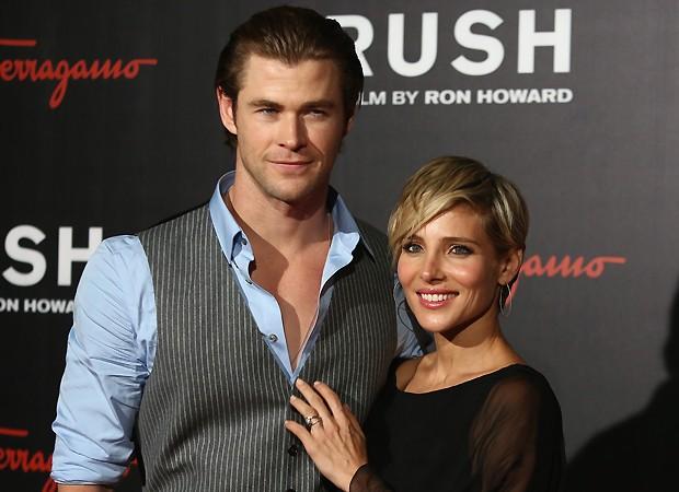 Ator De Thor: Chris Hemsworth, O Thor, Será Pai Novamente - Quem