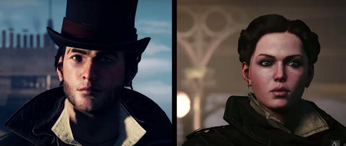 Assassins Creed Syndicate: vídeo da gamescom 2015 mostra gêmeos Frye em ação (Foto: Reprodução/YouTube)