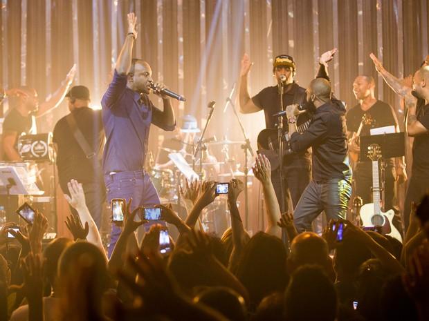 msica boa ao vivo festival 20 nov show (Foto: Andr Bittencourt)