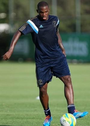 Patrick Vieira Palmeiras (Foto: Cesar Greco/Ag Palmeiras/Divulgação)