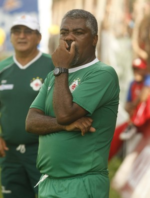 Cacaio está mais tranquilo com a situação da Tuna no Parazão (Foto: Marcelo Seabra/O Liberal)