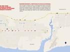Mapa com localização de radares é divulgado pela Prefeitura de Palmas