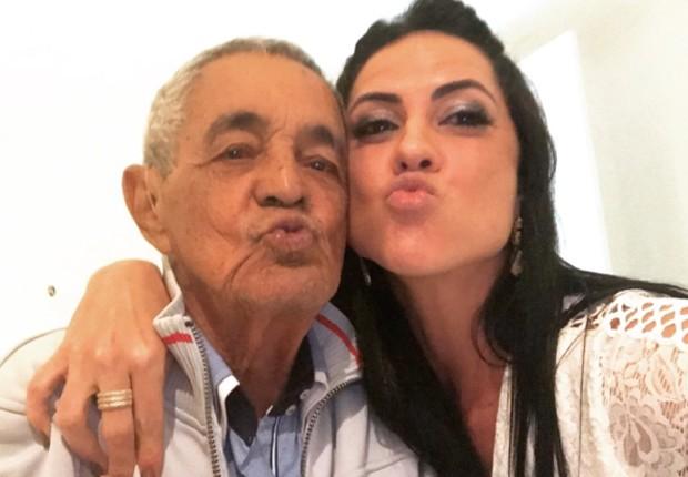 Francisco Camargo e Graciele Lacerda (Foto: Reprodução/Instagram)