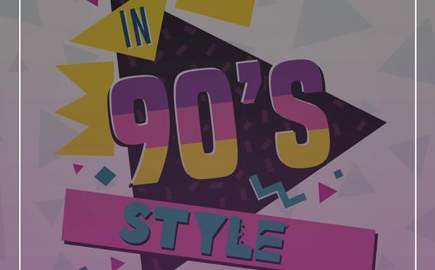Trilha anos 90 no Spotify