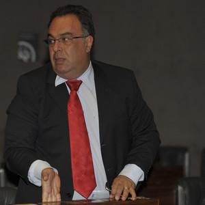 O deputado André Vargas em 2014. Ele foi preso na 11ª fase da Operação Lava Jato (Foto: Agência Brasil)