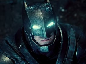 Ben Affleck como Batman em 'Batman Vs Superman'