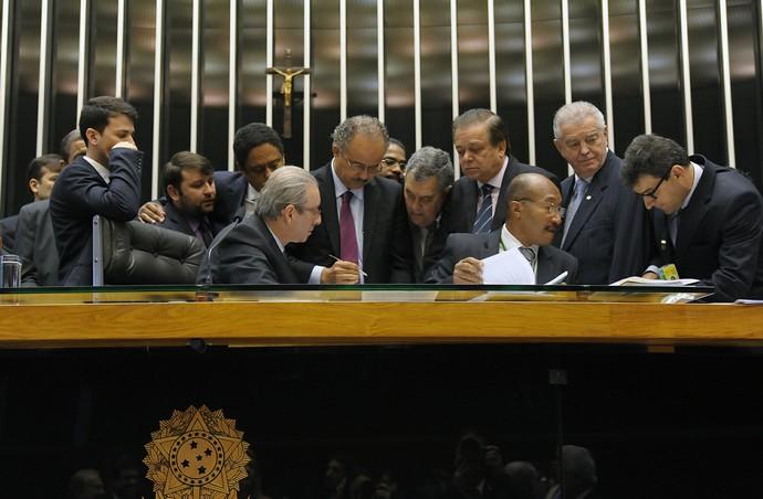 Eduardo Cunha Vicente Cândido (Foto: Maryanna Oliveira/Agência Câmara)