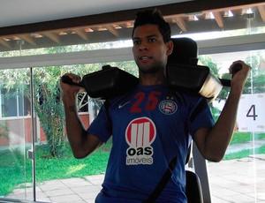 wallyson, atacante do bahia (Foto: Jayme Brandão/Divulgação/EC Bahia)