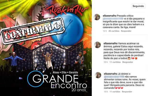 Elba Ramalho (Foto: Instagram / Reprodução)
