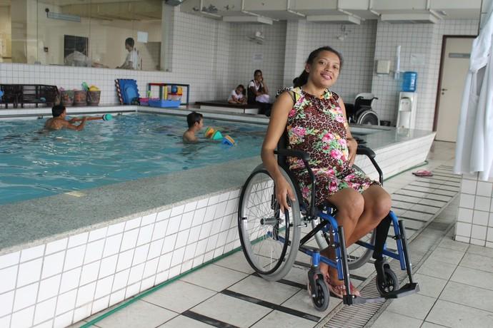 Samara CEIR (Foto: Renan Morais/GloboEsporte.com)