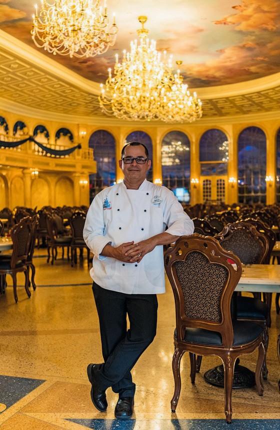 O chef Marco Chaves (Foto:  Divulgação)