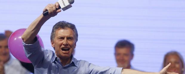 Macri é eleito presidente da Argentina  e põe fim a 12 anos de Era Kirchner (Macri é eleito presidente da Argentina  e põe fim a 12 anos de Era Kirchner (Macri é eleito presidente da Argentina e põe fim a 12 anos de Era Kirchner (Macri é eleito presidente da Argentina e põe fim a 12 anos de Era Kirchner (Reuters/Enrique Marcarian))