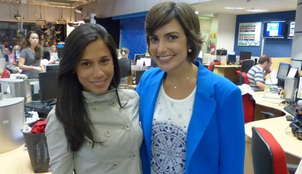 A partir do dia 2 de fevereiro, Karine Garcia substitui Giselle Camargo no Bom Dia Paraná (Foto: Divulgação/RPC)