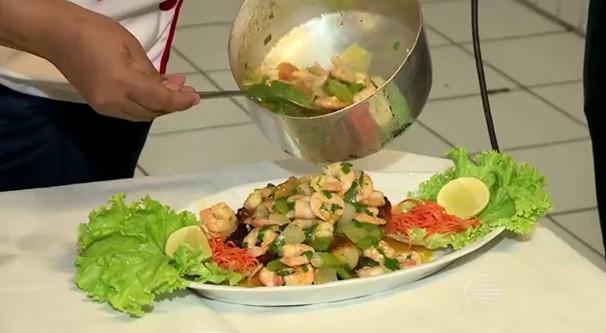 Chef deu dicas pára deixar o prato ainda mais saboroso (Foto: Rede Clube)