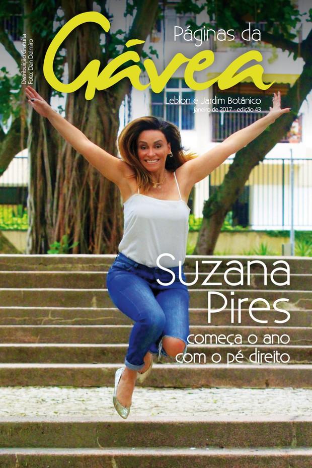 Suzana Pires (Foto: Daniel Delmiro)