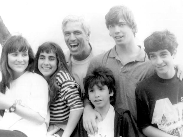 Gaspar e os filhos