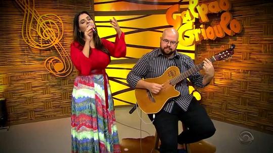 'Galpão Crioulo' tem retorno de Shana Müller e lançamento do concurso 'Na Janela 2017'