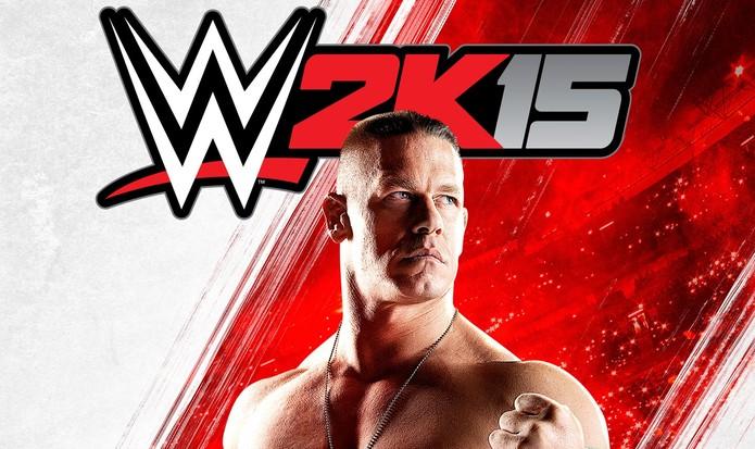 WWE 2K15 (Foto: Divulgação)