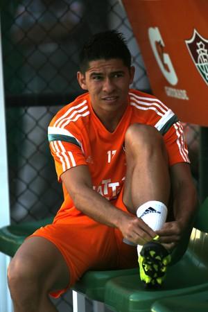 Osvaldo Fluminense (Foto: Nelson Perez / Fluminense)