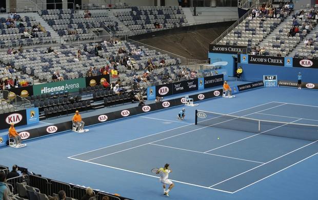 Ferrer Aberto da Austrália tenis (Foto: AP)