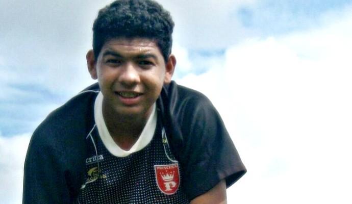 Goleiro João Moreira - futebol amazonense (Foto: Divulgação)