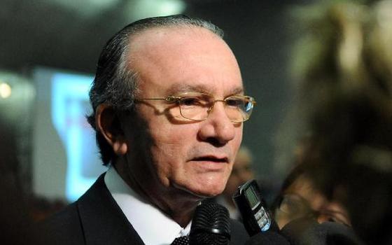 Cesar Asfor Rocha, ex-presidente do STJ (Foto: Antonio Cruz / ABr)
