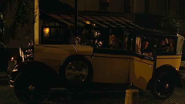 Peugeot Landaulet em Meia Noite em Paris (Foto: Divulgação)