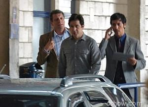 Jonas Marra desembarca em São Paulo (Foto: Geração Brasil / TV Globo)