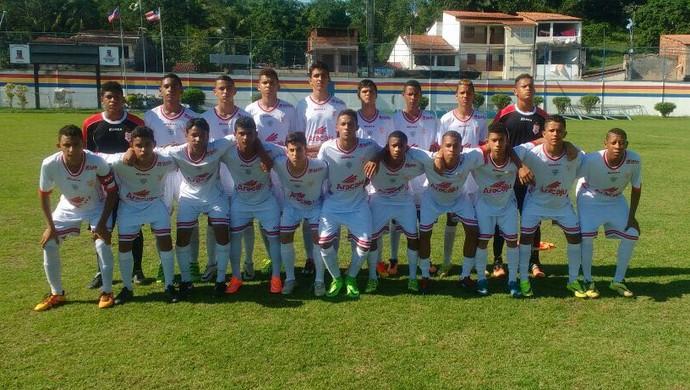 Sergipe sub-15 (Foto: Divulgação/CSS)