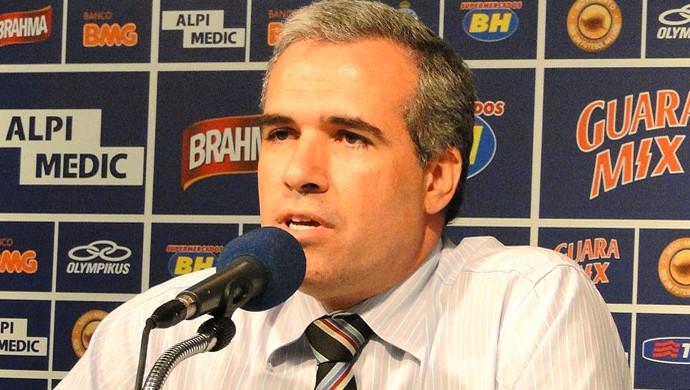 Édson Travassos, ouvidor do Cruzeiro (Foto: Marco Antônio Astoni)